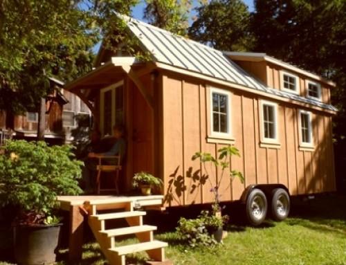 Les différentes possibilités de la tiny house
