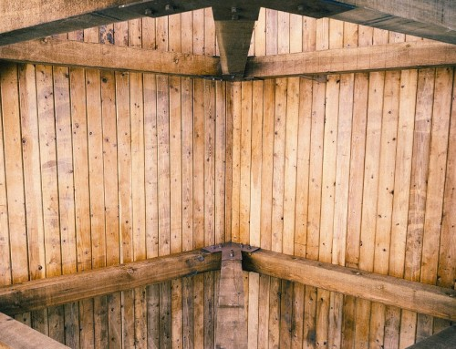 L'ossature bois comme choix de construction