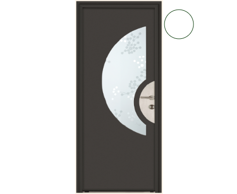 une porte d entr e aluminium pour votre maison ossature bois petite maison bois. Black Bedroom Furniture Sets. Home Design Ideas