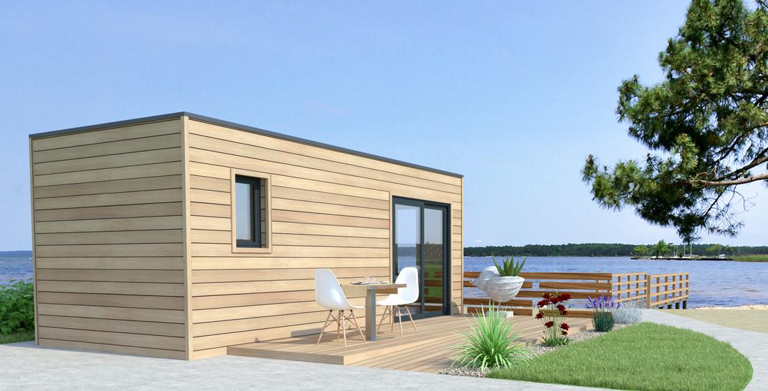 Maison en kit et auto-construction pour une habitation moderne