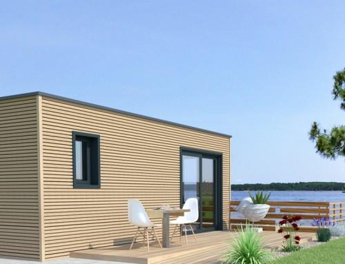 Maison toit plat : le modernisme