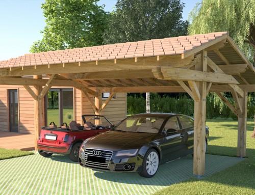 Un carport pour votre voiture ?
