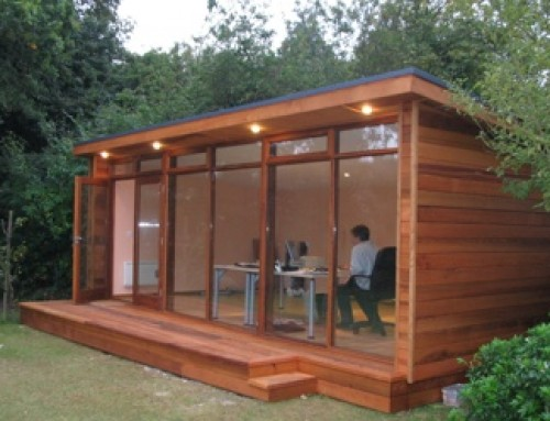 Le bureau de jardin : une alternative sereine