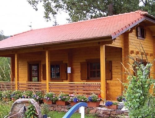 un chalet bois pas cher c est possible maison bois