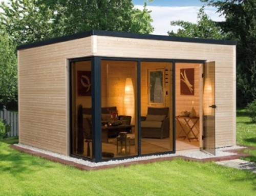 Studio de jardin : la solution astucieuse