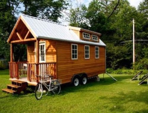 Pourquoi choisir une tiny house ?