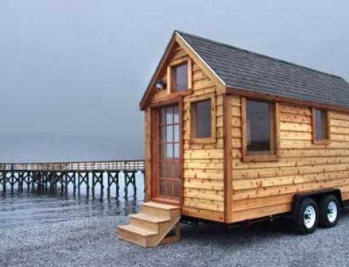 La Tiny House, petite maison roulante