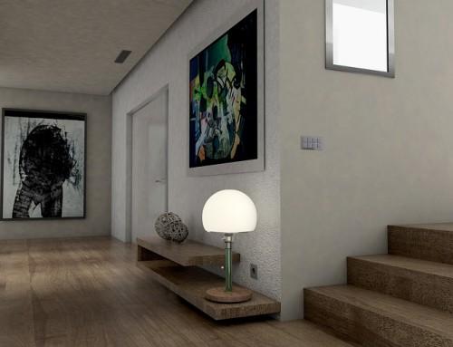 comment rendre votre entr e feng shui petite maison bois. Black Bedroom Furniture Sets. Home Design Ideas
