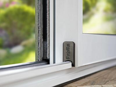 fenêtre aluminium à galandage