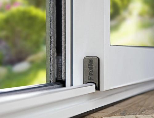 La fenêtre aluminium à galandage