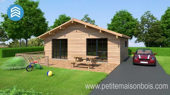 acheter un chalet en bois petite maison bois. Black Bedroom Furniture Sets. Home Design Ideas