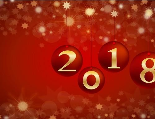 L'équipe Petite Maison Bois vous souhaite une bonne année 2018 !