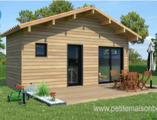 comment construire un chalet habitable dans son jardin petite maison bois. Black Bedroom Furniture Sets. Home Design Ideas