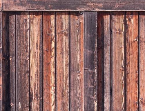 Les 5 classes du bois