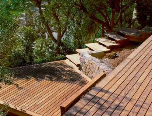 Zoom sur le bois rétifié