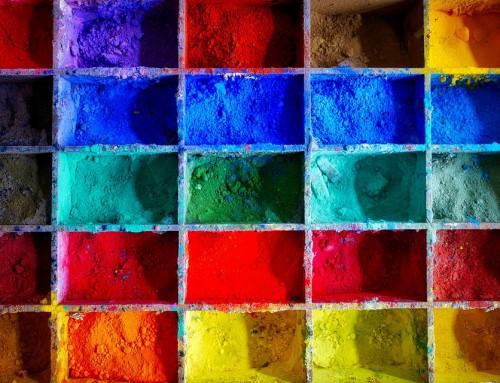 Petit aparté sur la peinture écologique