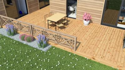 aménager une terrasse en bois