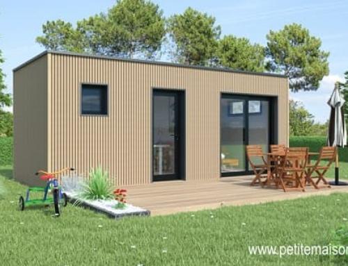Un studio de jardin bois pour de multiples usages