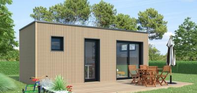 acheter un studio d'extérieur en bois