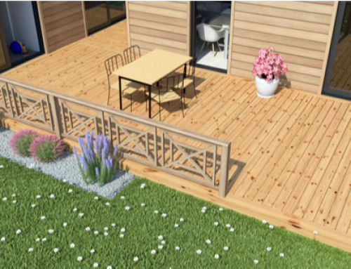 Le point sur le kit terrasse bois