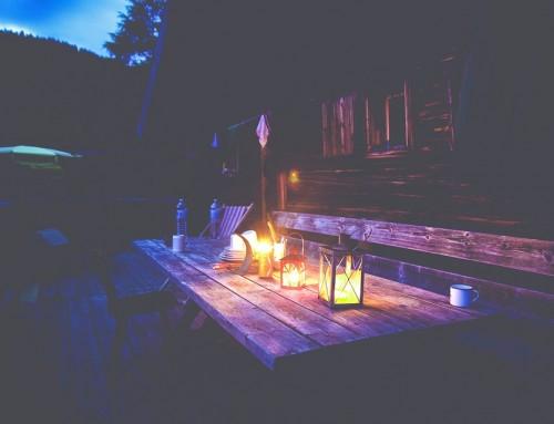Acheter un chalet en bois pour un camping