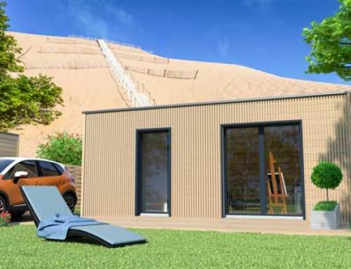 Un studio en bois pour augmenter la surface habitable chez vous