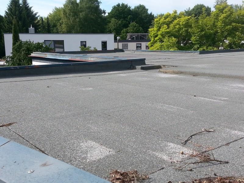 toit terrasse plat