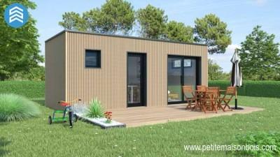 ocation studio d'extérieur en bois