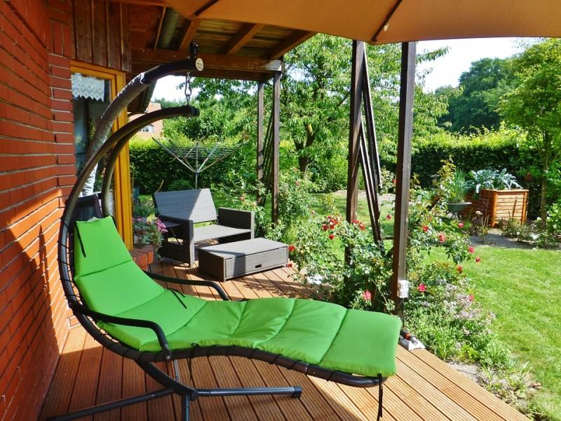 décorer une terrasse en bois
